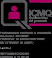 Certificazione ICMQ Posatore di pavimentazioni e rivestimenti in legno