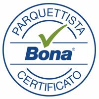 Parquettista certificato Bona